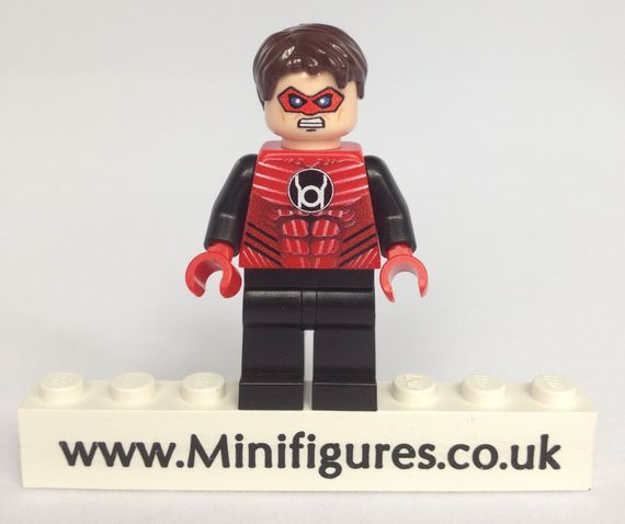 Red Lantern Custom Minifigure | drew's wish list ...