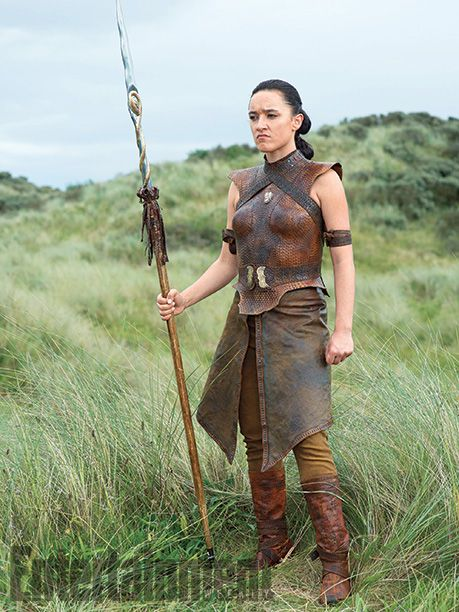 'Game of Thrones' first official Sand Snakes photos -- exclusive   EW.com