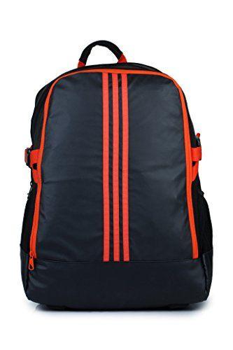 Adidas Black Unisex BP Power III L Laptop Backpack  9a8e06cdbe60e