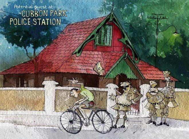 Cubbon Park Paul Fernandez