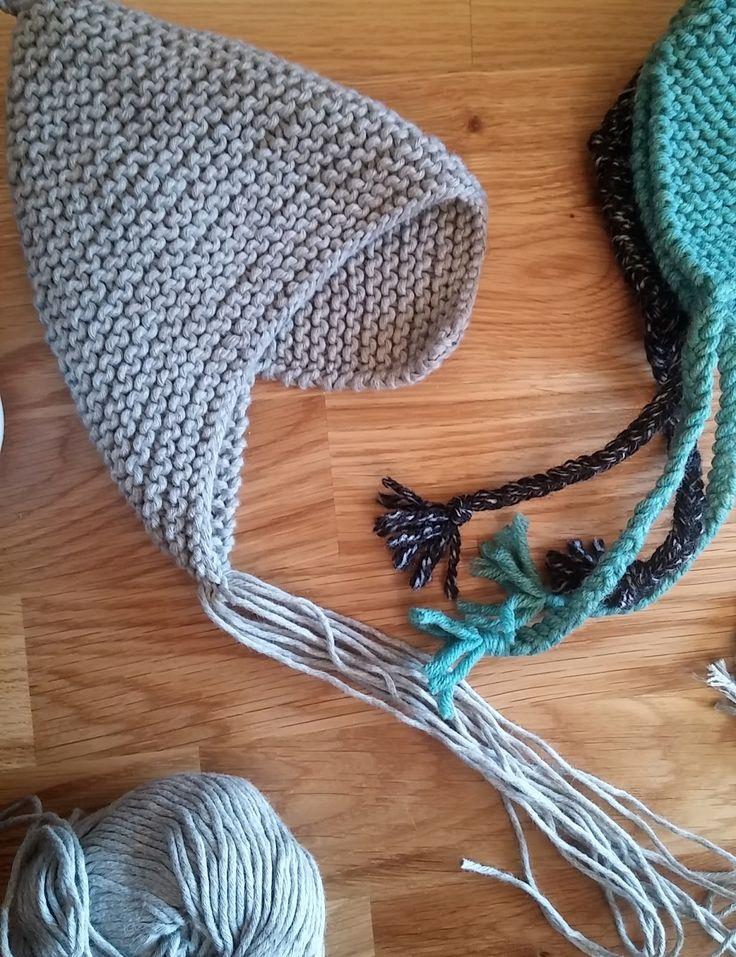 Tuto bonnet de bébé lutin   Tricot et crochet, Tuto bonnet ...