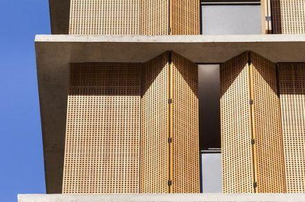 Idéias surpreendentes de revestimento de madeira para incrementar seu projeto de construção   – ARCI 312 Community Centre