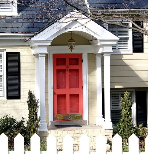 143 Best Painted Doors Images On Pinterest: 25+ Best Ideas About Painted Storm Door On Pinterest