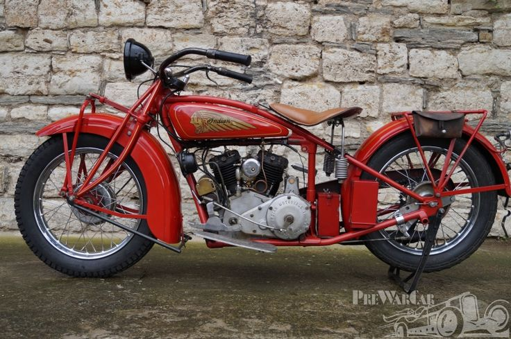 Indian mc 101 Scout  1928 for sale 2