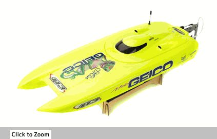 ProBoat Miss Geico 29 BL Catamaran 2.4 RTR V2