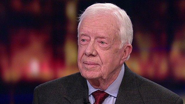 Jimmy Carter diz que está disposto a se encontrar com o líder Kim Jong-un.