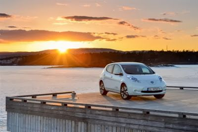 Nissan LEAF best selling car in Norway for October | Electric Vehicle News
