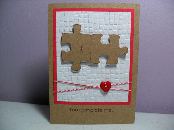 17 best ideas about Handmade Anniversary Cards – Valentine Anniversary Cards