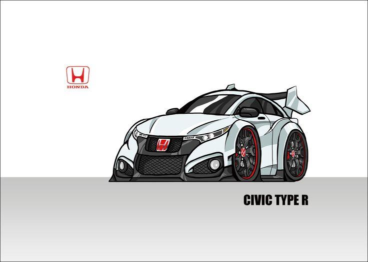 Honda Civiv Type R