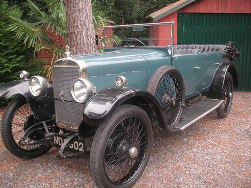 SUNBEAM 14/40 Tourer. For Sale (1924)