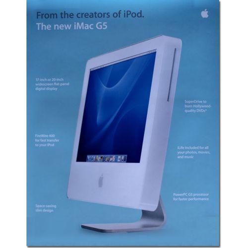 iMac G5 Poster