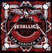 """Official Metallica silk screened cotton bandana featuring Seek & Destroy design.  Bandana measures 21.5"""" (54cm) X 21.5 """" (54cm), perfect for head wear or as a banner for your wall"""