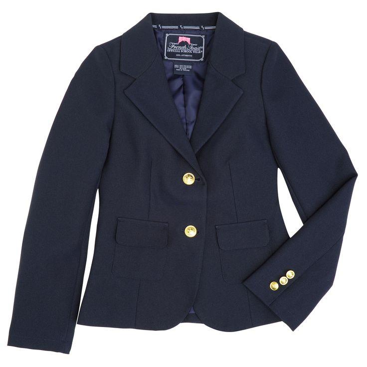 French Toast Girls Navy Dress Blazer Sizes 4 - 20