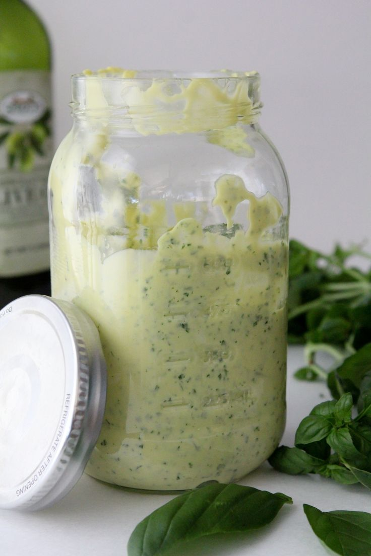 Pesto Olive Oil Mayonnaise from the Whole Smiths. Paleo friendly, gluten and dairy free, Whole30 compliant. Use as a mayo or aioli.