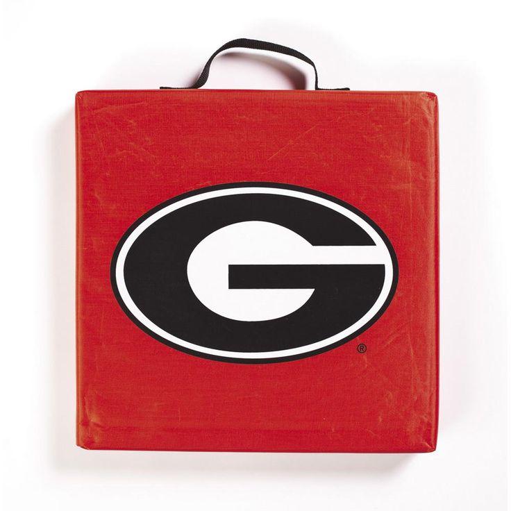 Georgia Bulldogs Stadium Seat Cushion