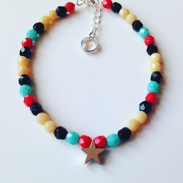 #bracelet#star#étoile#bohème
