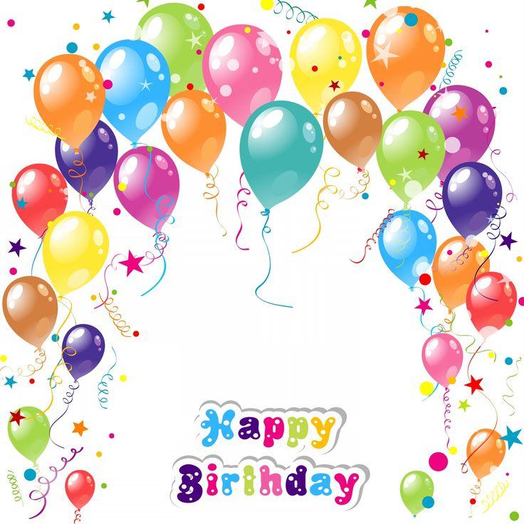 1000+ Ideas About Happy Birthday Balloons On Pinterest
