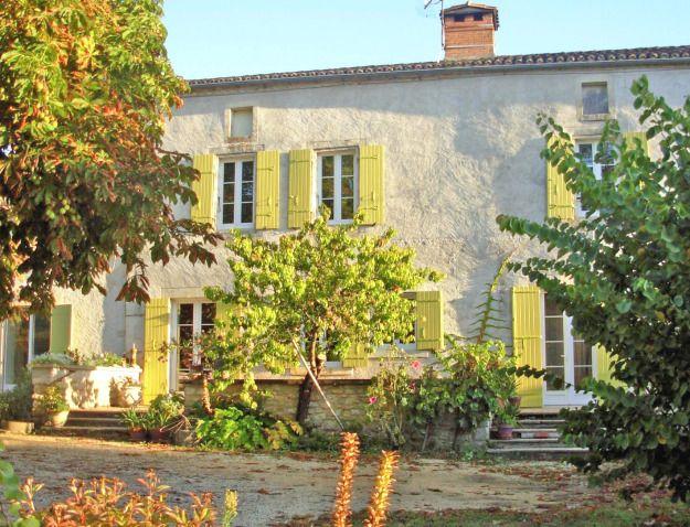 Chambres d'hôtes #Dordogne en Périgord Vert, à Sorges
