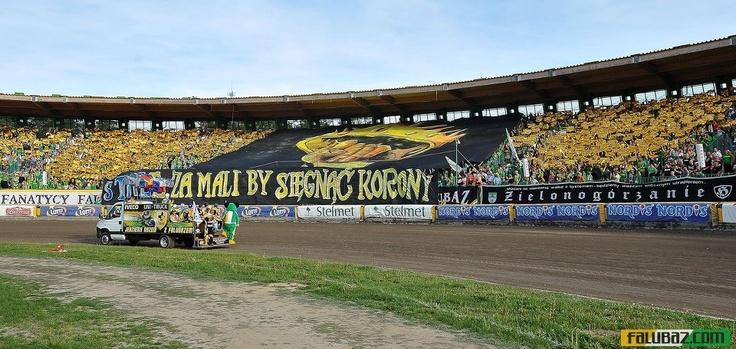 Falubaz Zielona Góra - Stal Gorzów 09.09.2012 ( Speedway Poland)