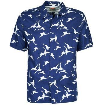 S/S Cabana Shirt Marine