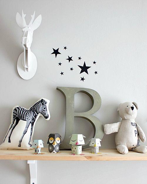 Kinderkamer Kidsroom. Voor meer inspiratie kijk ook eens op http://www.wonenonline.nl/slaapkamers/kinderkamer/