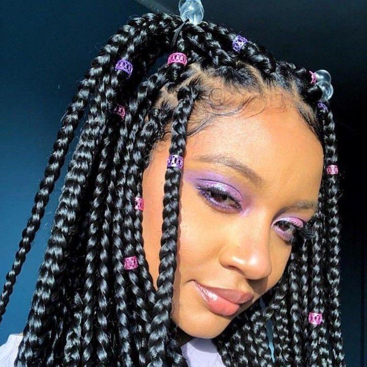 40++ Hair ornaments for braids ideas