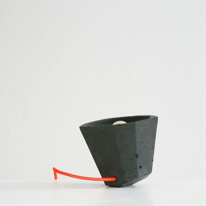 Tilt lamp-BLACK
