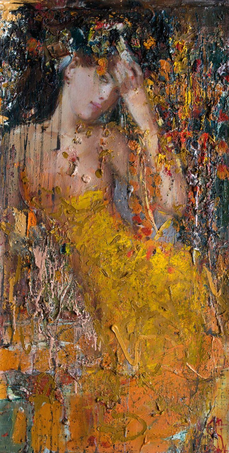 """Yellow Dress"" Mistivlav Pavlov"