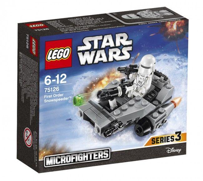LEGO STAR WARS Microfighter Villain Craf