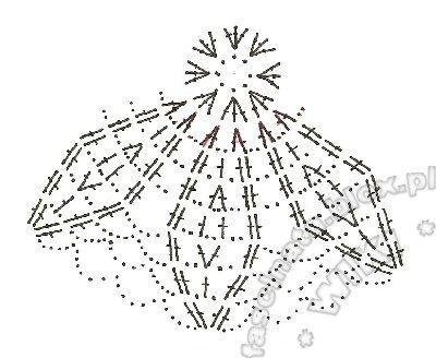 bombki szydełkowe wzory - Szukaj w Google