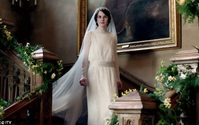 Mary's stunning wedding dress, aaaaahhhh downton abbey we love you!!: Wedding Dressses, Downtonabbey, Lady Mary Crawley, Dreams Wedding Dresses, Seasons, Gowns, Costume, Stunning Wedding Dresses, Downton Abbey