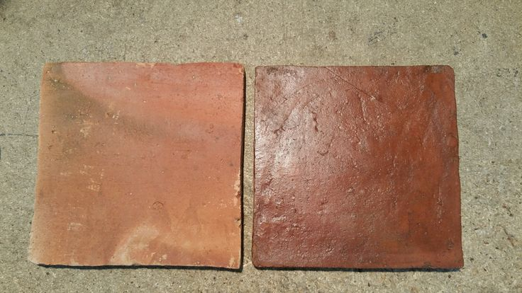 Teatree Handmade 20x20-left unsealed, right sealed with LTP Boiled linseed oil & Antique wax