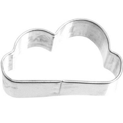 Ausstechform Wolke 4 cm Ausstecher Birkmann