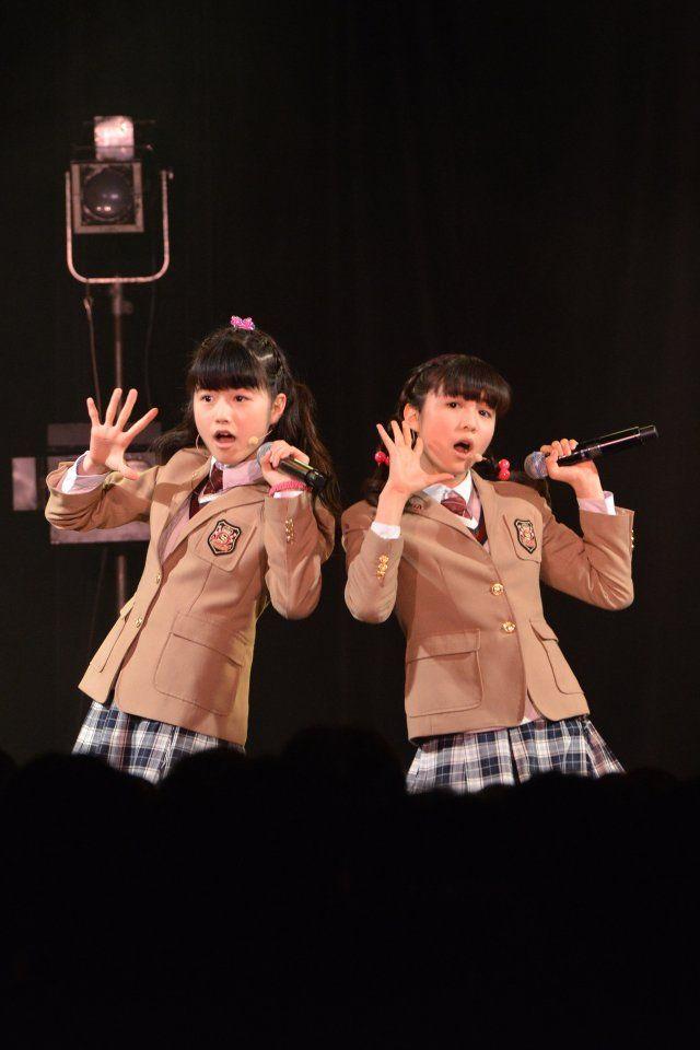 Yui Mizuno and Moa Kikuchi