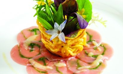 High-level gastronomic delights are sure to be another highlight of your stay at the Hohenwart