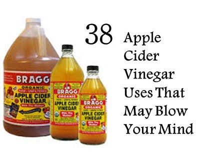 38 Apple Cider Vinegar Uses That May Blow Your Mind