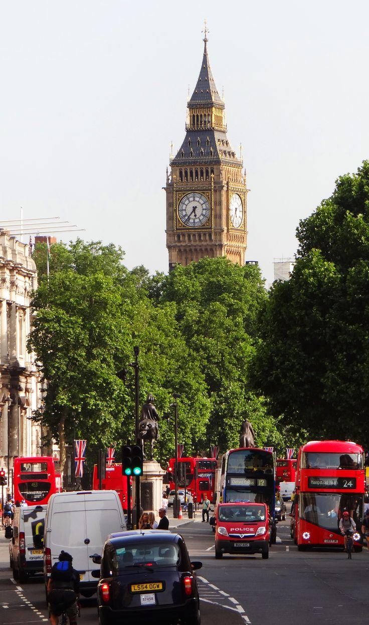 Big Beng - Great Britain - British - England - United Kingdom - London