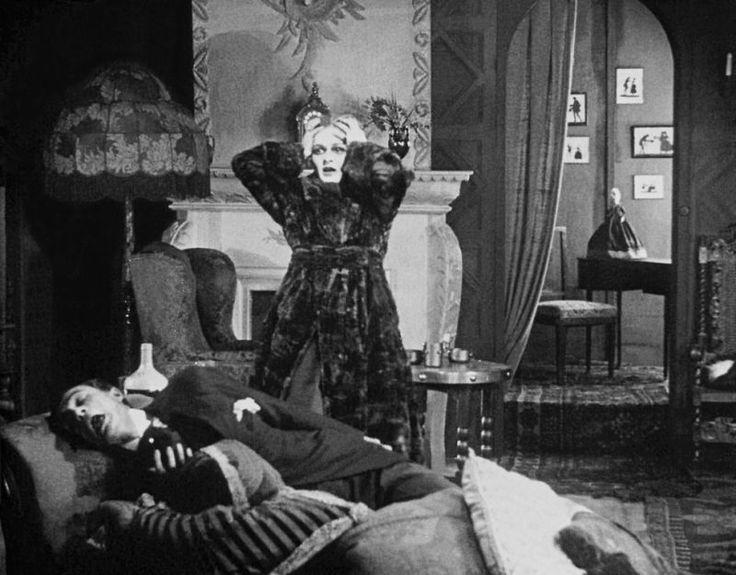 "Conrad Veidt, Anita Berber, ""Unheimliche Geschichten"" (1919)"