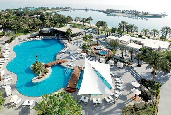 Ritz Carlton-Manama, Bahrain