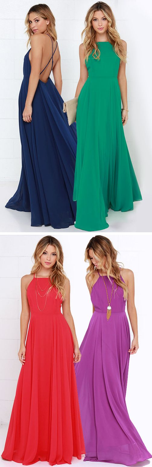 beautiful colors for a bridesmaid dress