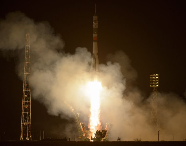 Expedition 50-51 launch Nov. 17, 2016