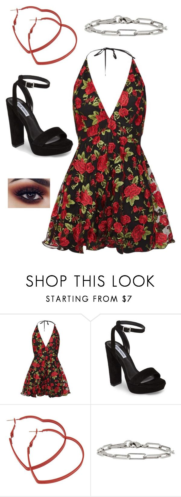 """""""Untitled #676"""" by exposaye ❤ liked on Polyvore featuring Steve Madden and Isabel Marant"""