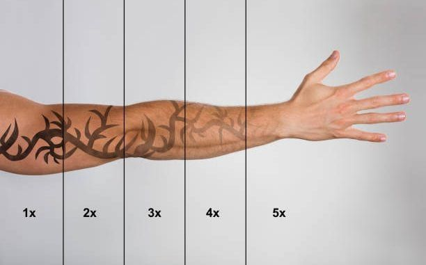 Fade Black Tattoo Ink-Fading Tattoo Designs Quickly | Tattooing ...