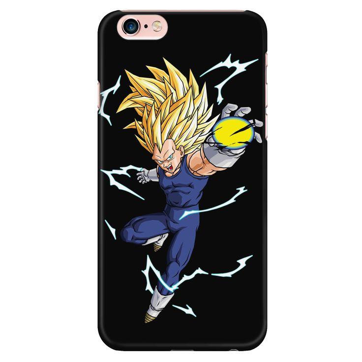 Super Saiyan - Vegeta SSj 3 - Iphone Phone Case - TL01074PC