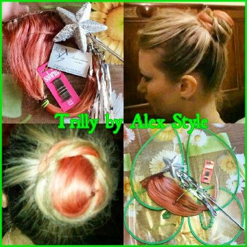 """Trilly per una sera by Alex Style! Scopri come sulla Pagina Facebook """"Alex Style di Albertin Alex"""" e su Instagram al profilo """"Alexstyle81""""! #trilly #campanellino #tinkerbell #acconciature #chignon #codadicavallo #capelli #hair #ciuffo #lacca #hairstylist #hairstyle #parrucchiere #acconciatore #followme #seguimi #testa #beauty #fashion #trends #look #consigli #idee"""
