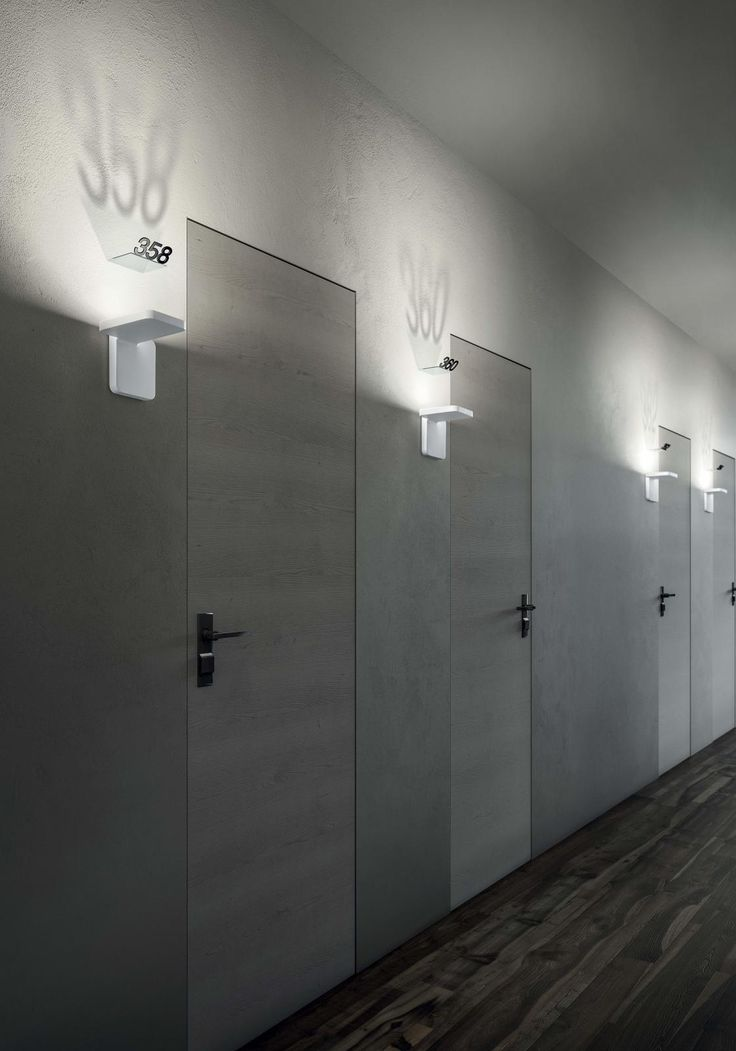 Quad - wall lamp Material & Design Lighting  #design #lighting #LEDlighting