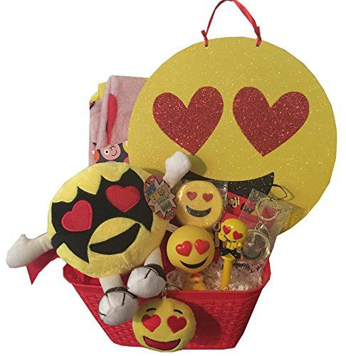 45 best best easter basket gifts ever images on pinterest best ultimate heart eyes love emoji tween teen girls gift b https negle
