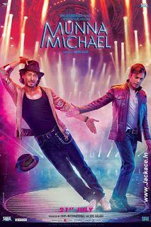 Munna Michael Full Movie Online Watch Download Free