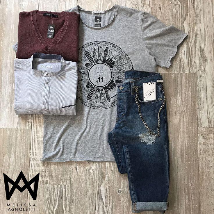 Da domani nel nostro Shop On-Line tante nuove t-shirt e jeans!!!