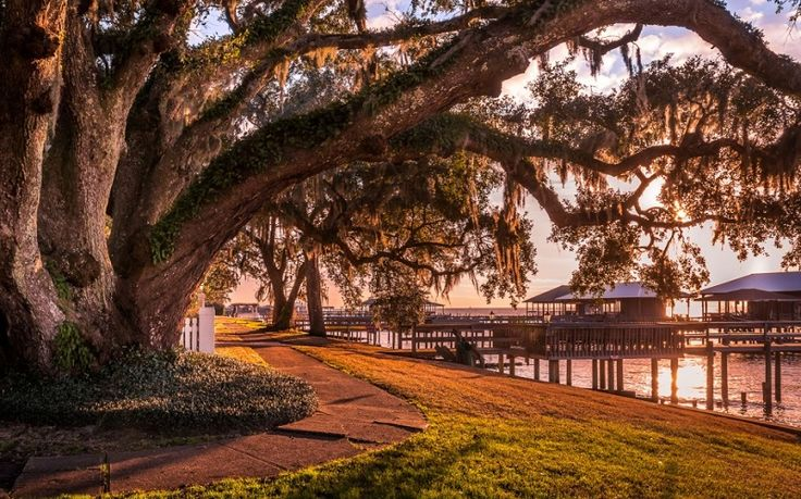 The founders dedicated the beaches and park lands of Fairhope to its citizens in perpetuity (photo courtesy of Ben Callahan)
